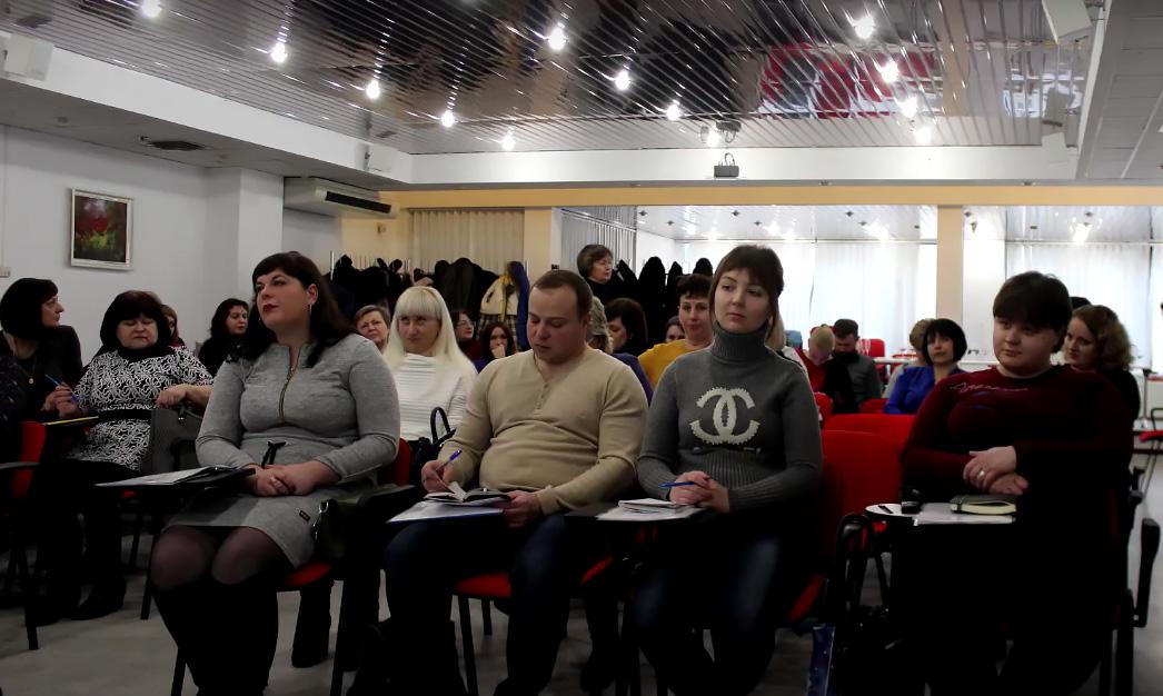"""До десятиріччя компанії """"Фортіус Кволіті Груп"""" пройшла конференція у Києві з 12 по 15 грудня 2017 року"""